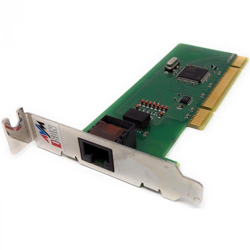 isdn karte AVM Fritz Card PCI V2.1 ISDN Karte PCi LOW Profile + Kabel / Software,