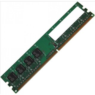 2GB / 2048MB DDR3 1066MHz PC3-8500U PC-RAM OEM 2Rx8 / 1Rx8