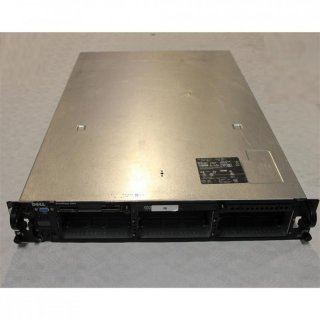Dell Poweredge 2850 2x 2,8 GHz, ohne RAM, Ohne HD, DVD, Floppy
