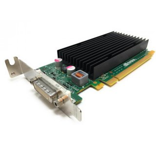 HP Nvidia Geforce Quadro NVS300 512MB PCI-E 16x / 16-Fach Silent Low Profile DMS-59 632486-001