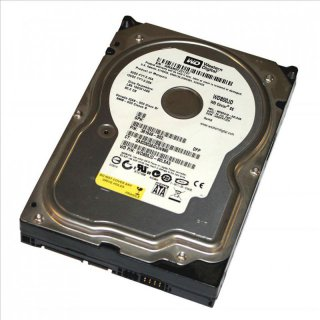 Western Digital 80GB SATA2 3,5 Zoll 7200rpm 8MB Cache WD800JD