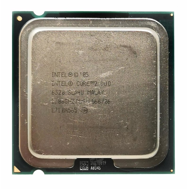 CPU Intel 775 Core 2 Duo 2 x 1,867 GHz E6320 Tray / SLA4U