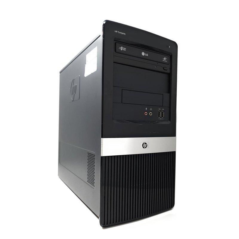 HP Compaq DX2400 MT MicroTower PC E4600 2x 2,4 Ghz Grundsystem Konfigurierbar